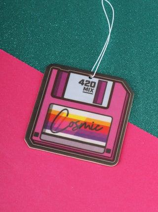 Air Freshener Floppy Disk