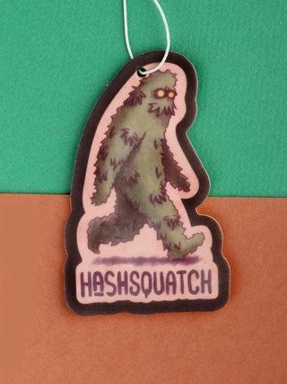 Air Freshener Hashsquatch