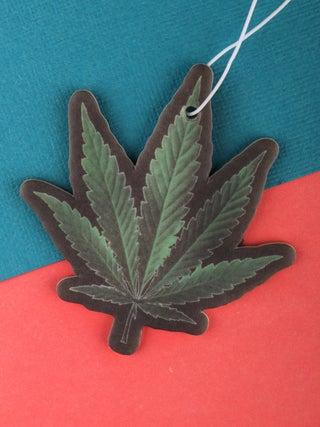 Air Freshener Leaf