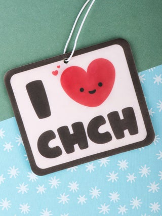 Air Freshener Love CHCH