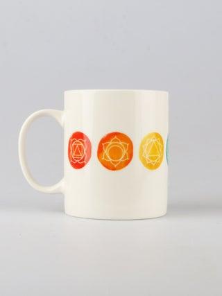 Aligned Chakra Mug