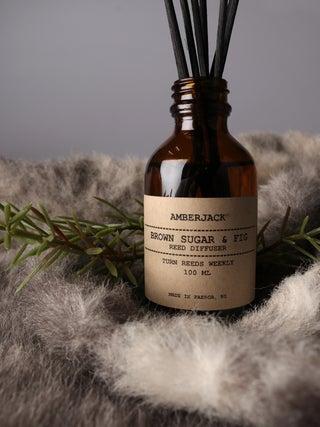 Amberjack Diffuser - Brown Sugar & Fig