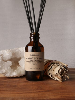 Amberjack Diffuser - Whiskey in a stick