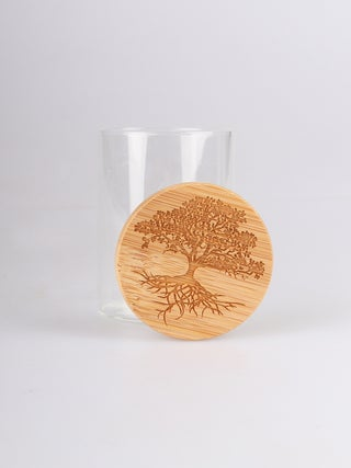 Bamboo Stash Jar 60ml