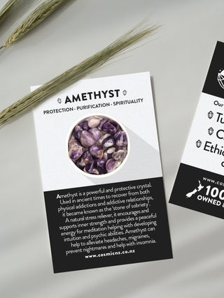 Amethyst - Tumbled