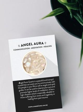Angel Aura - Tumbled