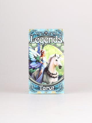 Anne Stokes Legends Tarot Deck