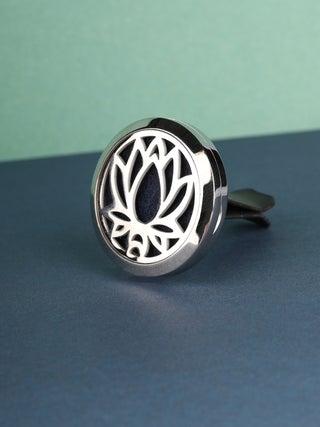 Aroma Diffuser Car Lotus