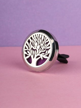 Aroma Diffuser Car Tree of Life