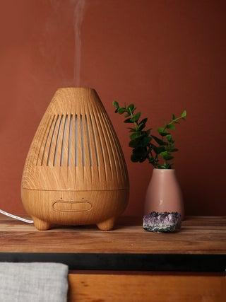 Aroma Diffuser Light Wood - Cone