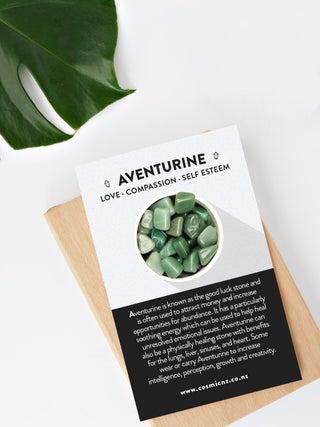 Aventurine - Tumbled