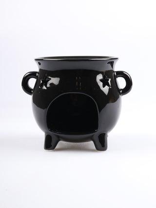 Black Cauldron Oil Burner