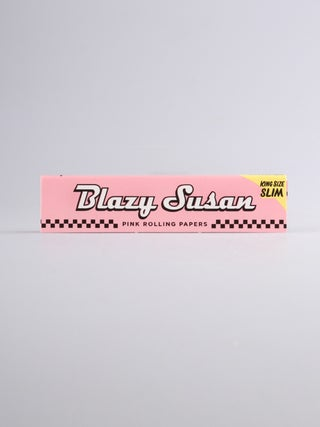 Blazy Susan Pink Papers King Size