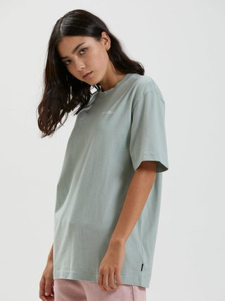 Boundary - Unisex Organic Retro Fit T-Shirt