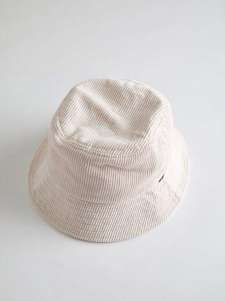 Cara - Hemp Corduroy Bucket Hat