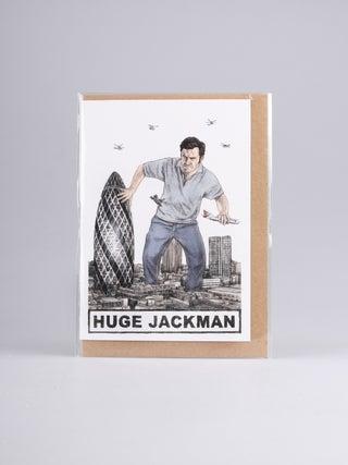 Card - Huge Jackman