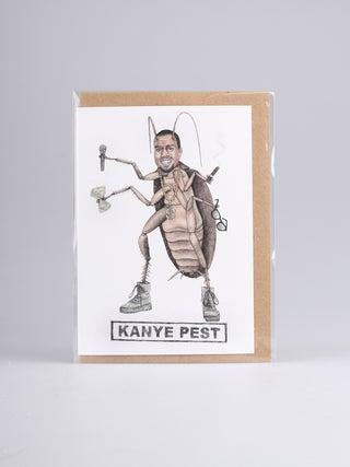 Card - Kanye Pest