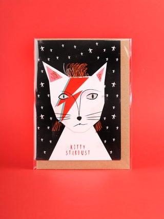 Card - Kitty Stardust