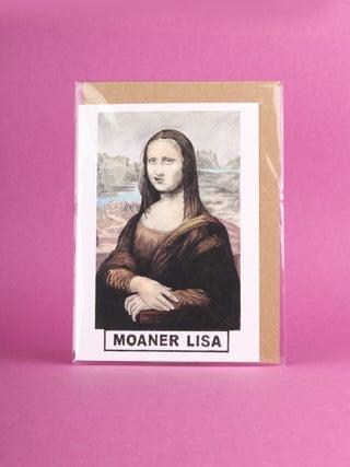 Card - Moaner Lisa