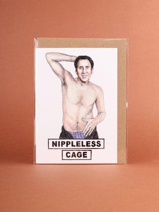 Card - Nippleless Cage