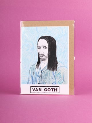 Card - Van Goth