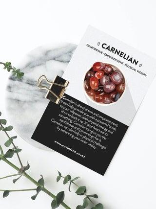 Carnelian - Tumbled