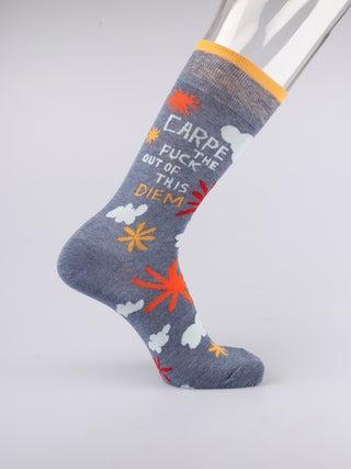 Carpe Diem - Mens Socks