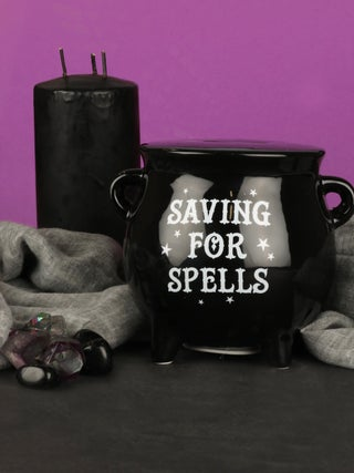 Cauldron Money Box