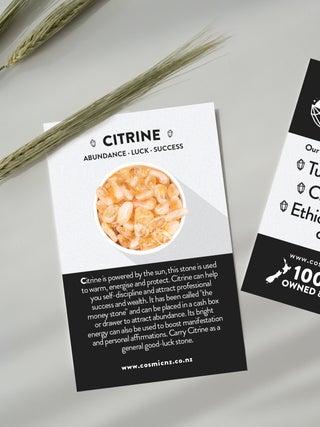 Citrine - Tumbled
