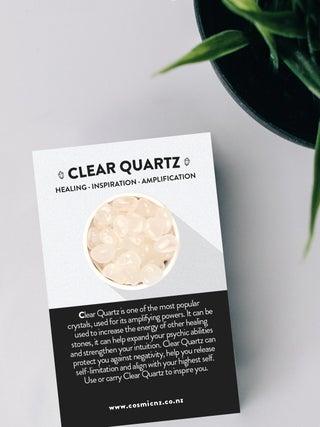 Clear Quartz - Tumbled