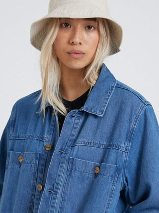 Congo - Hemp Bucket Hat
