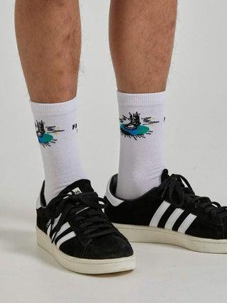 Conspiracy - Hemp Socks