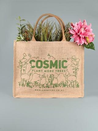 Cosmic Jute Bag