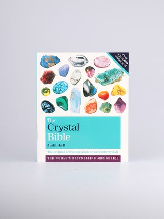 Crystal Bible Vol 1