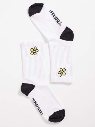 Daisy Chain - Hemp Socks One Pack