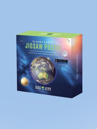 Discovery Zone Earth Jigsaw Puzzle 1000pcs