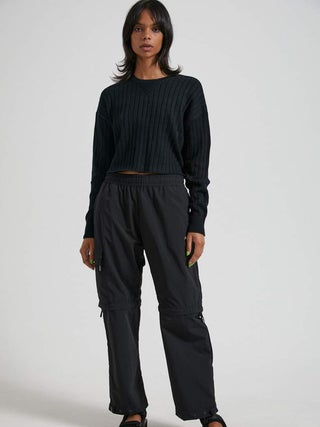 Downtown - Organic Knit Crew
