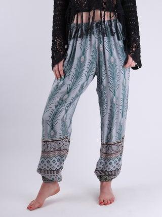 Drawstring Genie Pants