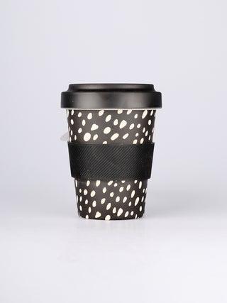 E-Cup - Bamboo Monocrome Print