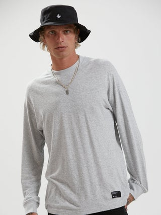 Essential Hemp - Retro Fit Long Sleeve Tee