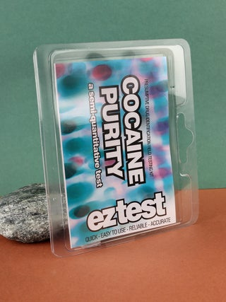 EZ Test for Cocaine Purity