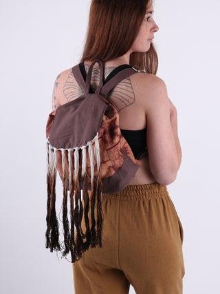 Festival Tassels Backpack
