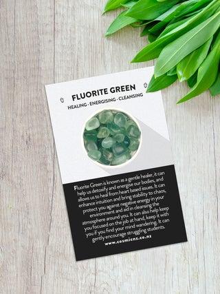 Fluorite Green - Tumbled