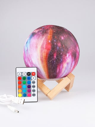 Galaxy Lamp 15cm with Remote
