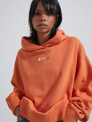 Gia - Hemp Oversized Pull On Hood