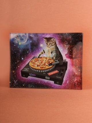 Glass Tray:Small - Pussy Vinyl