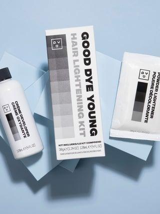 Good Dye Young 25 Vol Bleach Kit