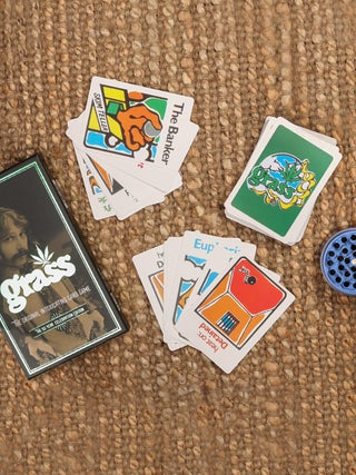 GRASS Card Game