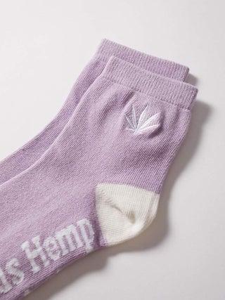 Happy Hemp - Womens Socks