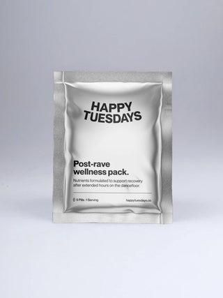 Happy Tuesdays 5pc